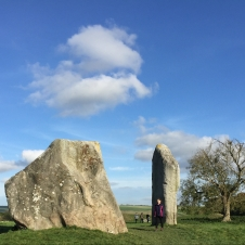 Avebury stones of wellbeing